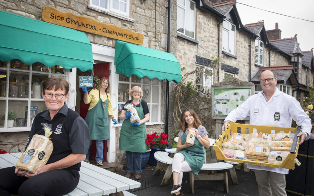 Our village shops are national treasures and we should carry on supporting them after Covid, says bakery boss