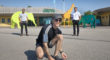 Ex-Marine tackles month-long 496-mile run for the animals of Chester Zoo